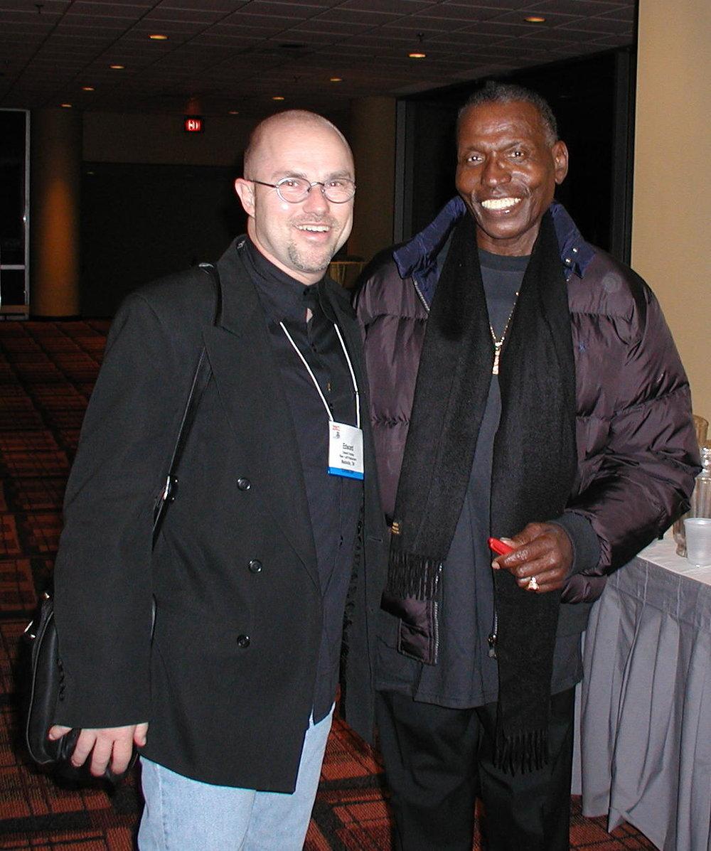 Edward and Elvin Jones, 2002