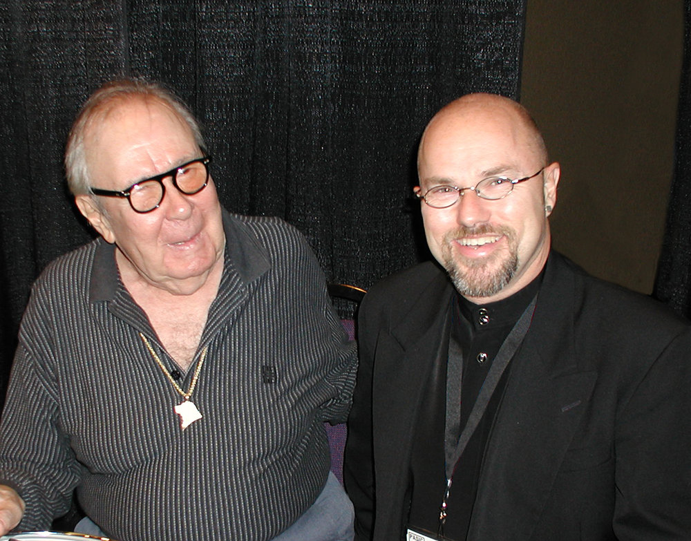 Edward and Joe Morella, 2003