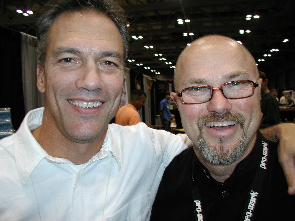 Edward and Dr. John Wooton, 2008