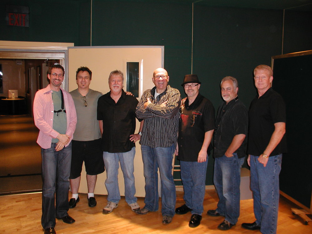 The Ultimate Recording Project Staff, Nashville, 2011