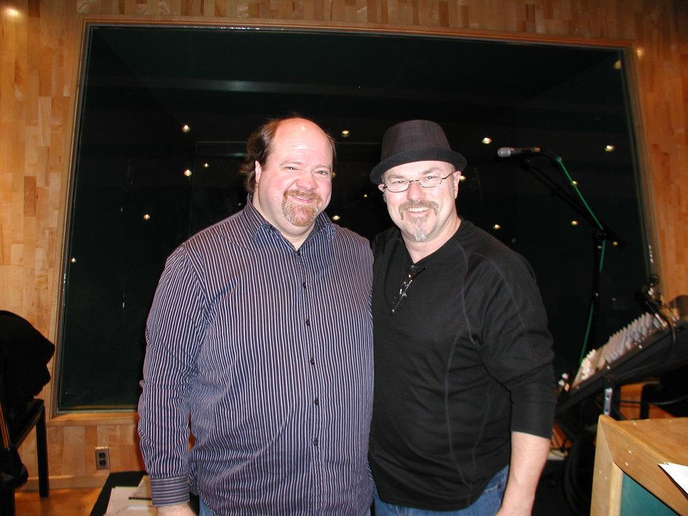 Edward and Alan Wyatt, Nashville, 2012
