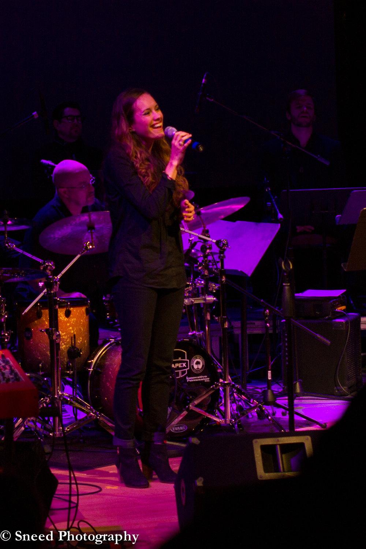 Alan Wyatt's jazz recital at Lee University, 2015