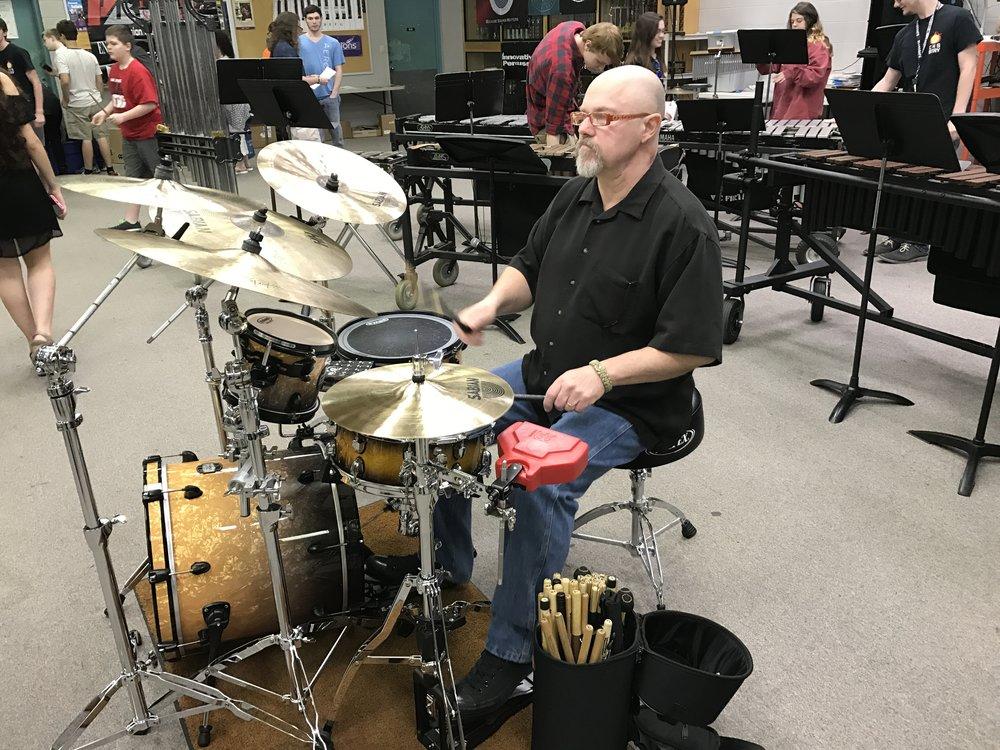 North Alabama Percussion Festival, 2017