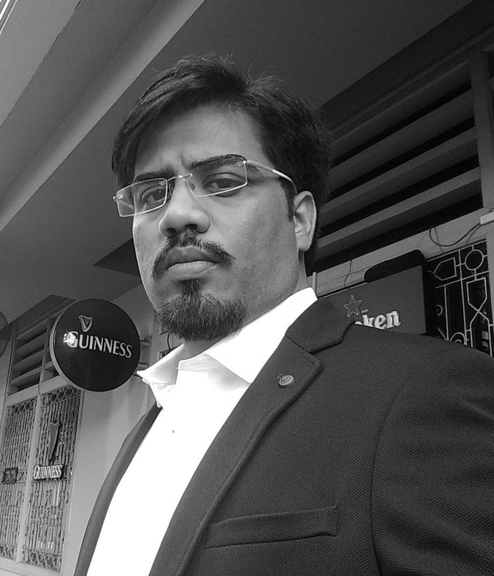 Rishabh Singh     Head of Operation