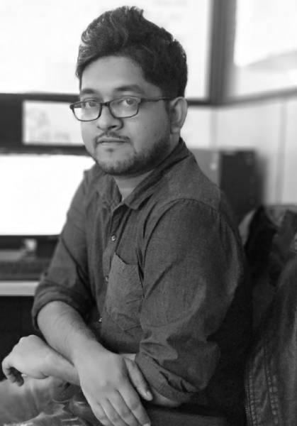 SK Khurshid Alam     Software Developer