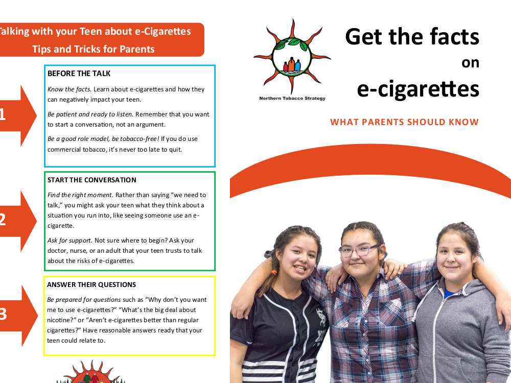 Northern Tobacco Strategy | Northern Healthy Communities