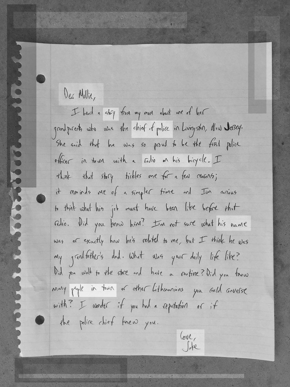 LetterToMillie(PoliceChief.jpg