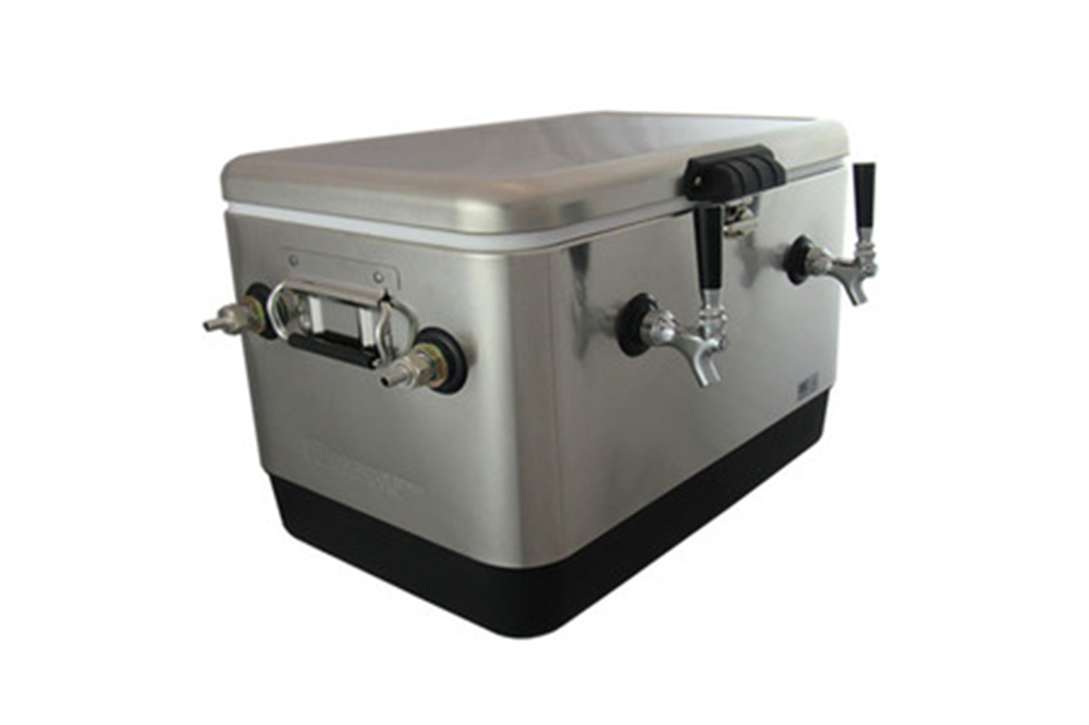 Stainless Steel Jockey Box