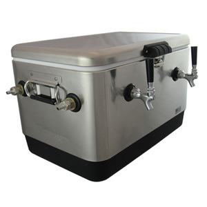 Stainless Steel Jockey Box - Bay Area Draft