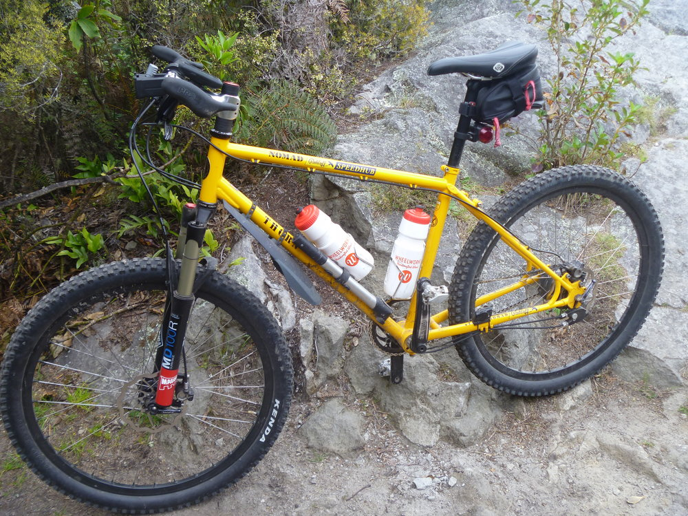 Thorn Nomad - When you need a Bike that you know is going to last, this complete bike was provided by PureSports