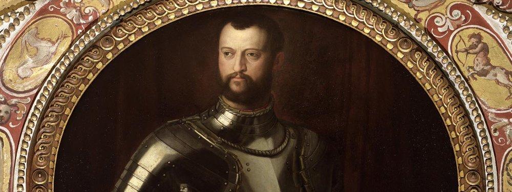 Cosimo I de' Medici 1519 – 1574