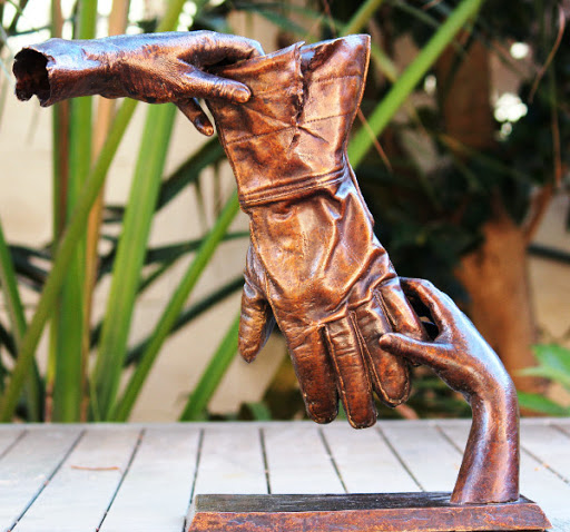 Culture Matters   - Will Stackhouse (TAS)TORN... the power of a mother's love (2015), bronze. Courtesy of the artist.