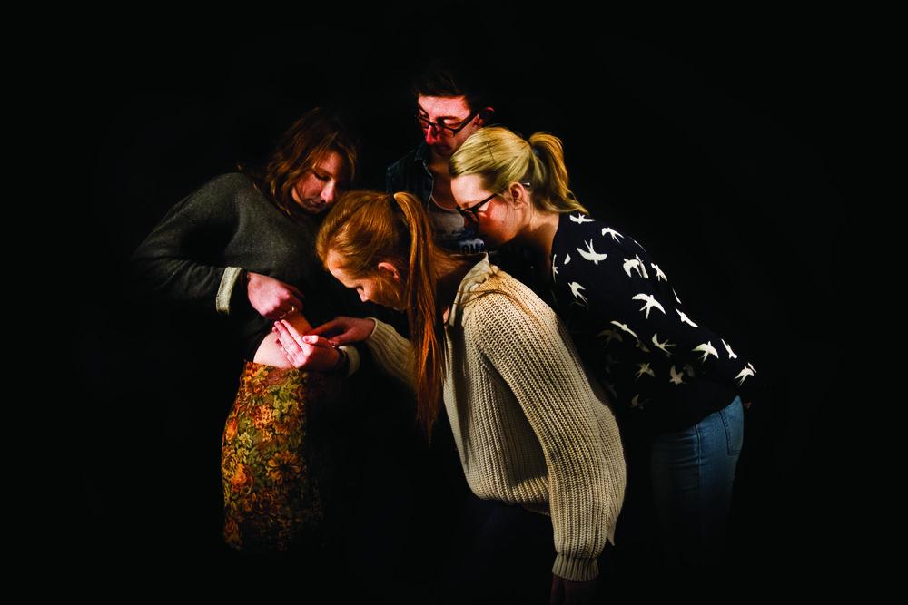Theatre Mundane   - Thomas Harvey (TAS)Incredulity (2014), digital still, dimensions variable. Courtesy of the artist.