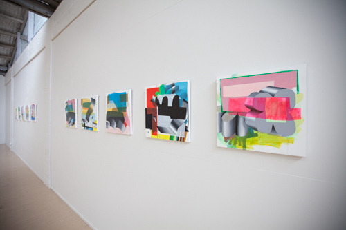 Reflective Fragments   - Simon Degroot (QLD)