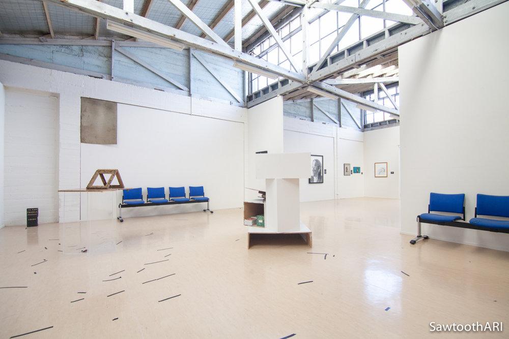The Waiting Room   - Josh Foley and Gillian Marsden (TAS)