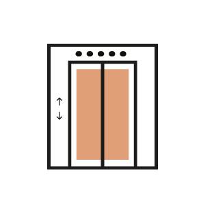 Lifts, escalators and travelators