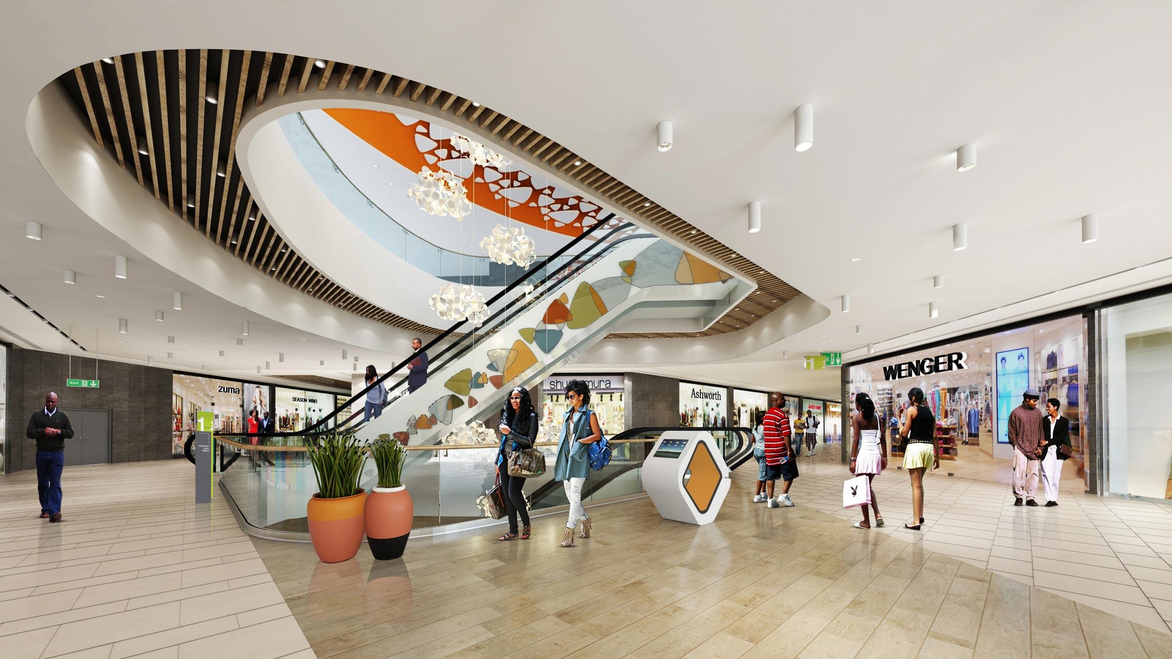 index douala grand mall