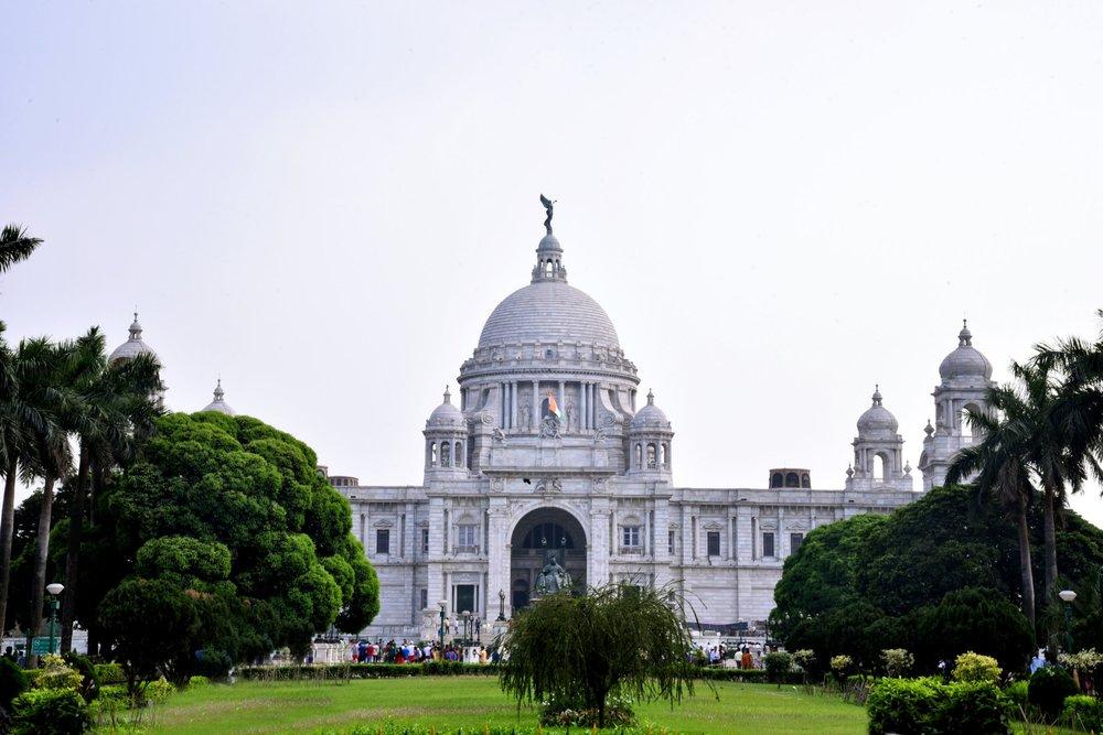 Victoria Memorial -