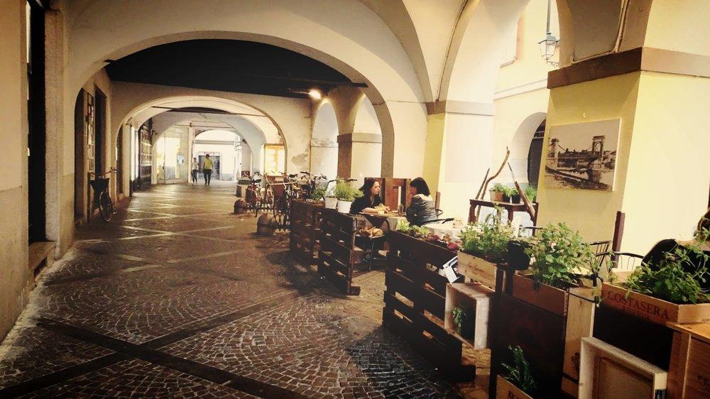 Per le vie di Casale Monferrato