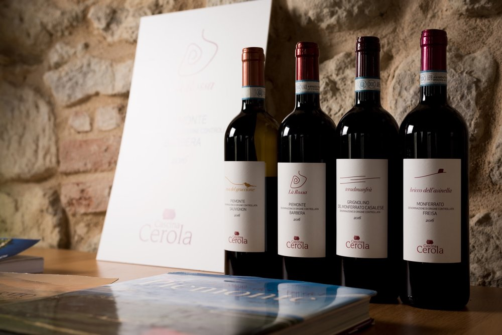 I Vini Cerola - coltiviamo con il metodo biologico producendo vini sani e naturali
