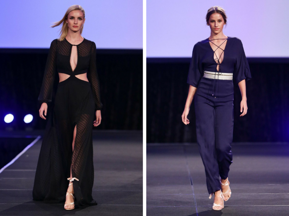 "Shop Lock & Key's runway looks "" here """