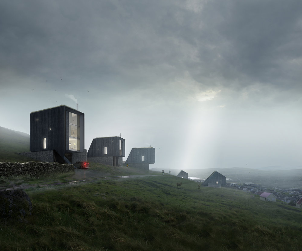Faroe Island Housing