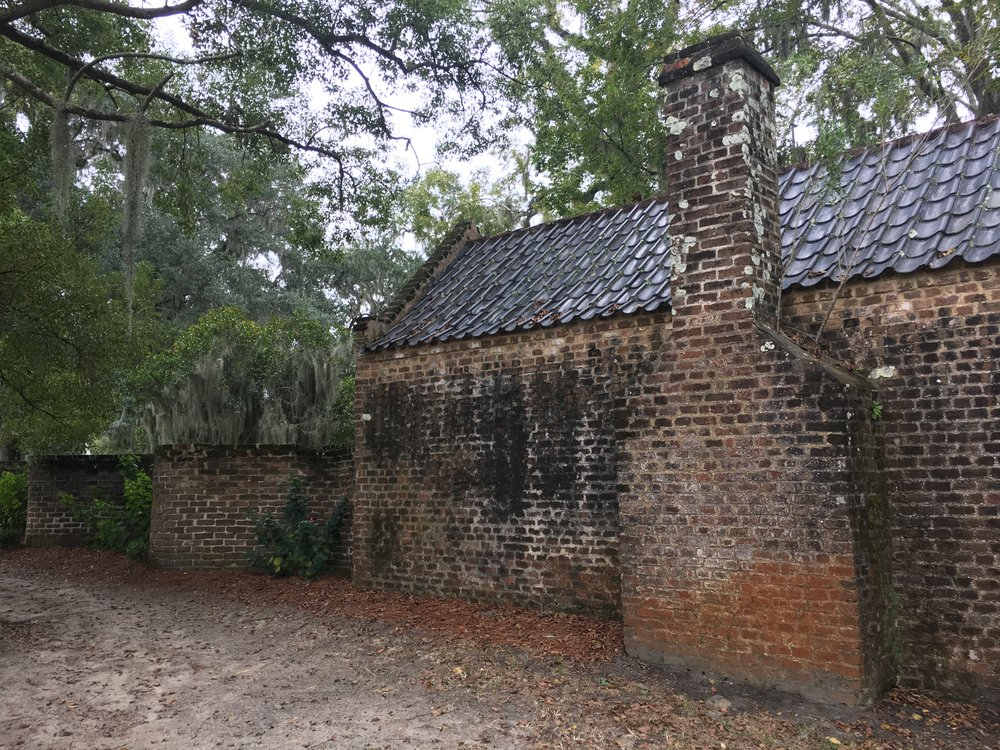 A house of worship at Boone Hall Plantation in Charleston, South Carolina.
