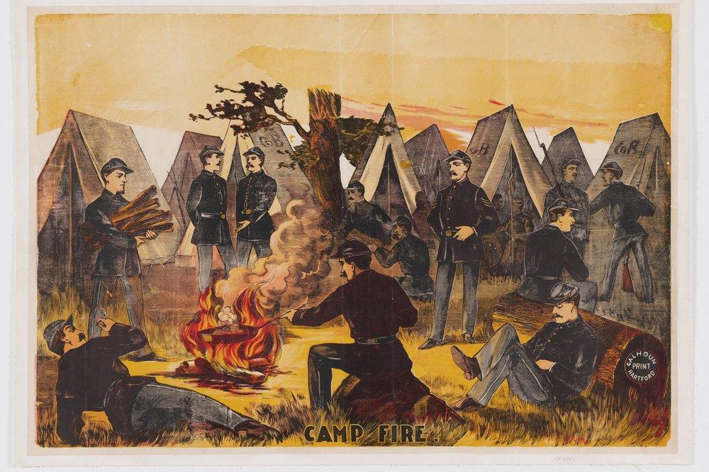 Camp_fire_Huntington library.jpg