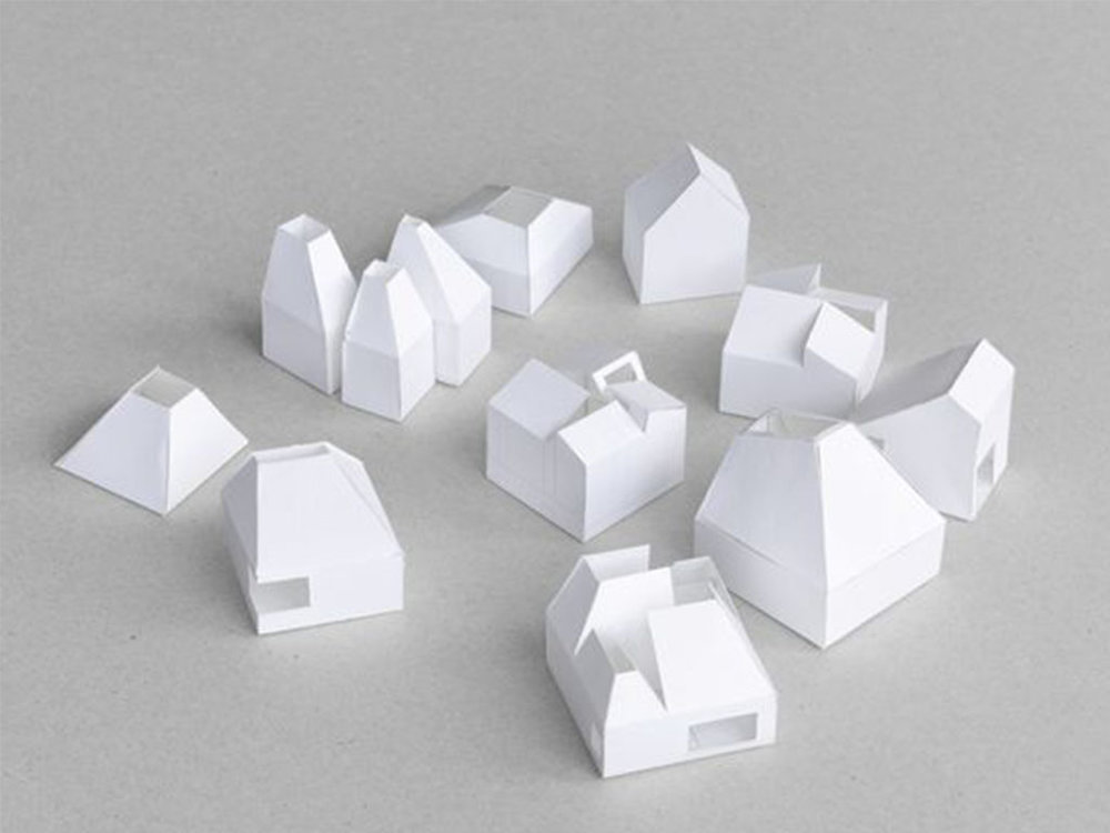 Architecture Models - Fast architecture models for client presentations, including custom landscapes and cityscape models