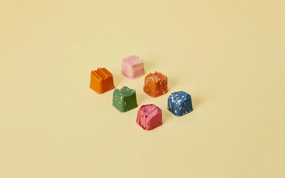 team Mayku - Chocolates, Wicked masks & more made using the Mayku Formbox & 3D printed masters