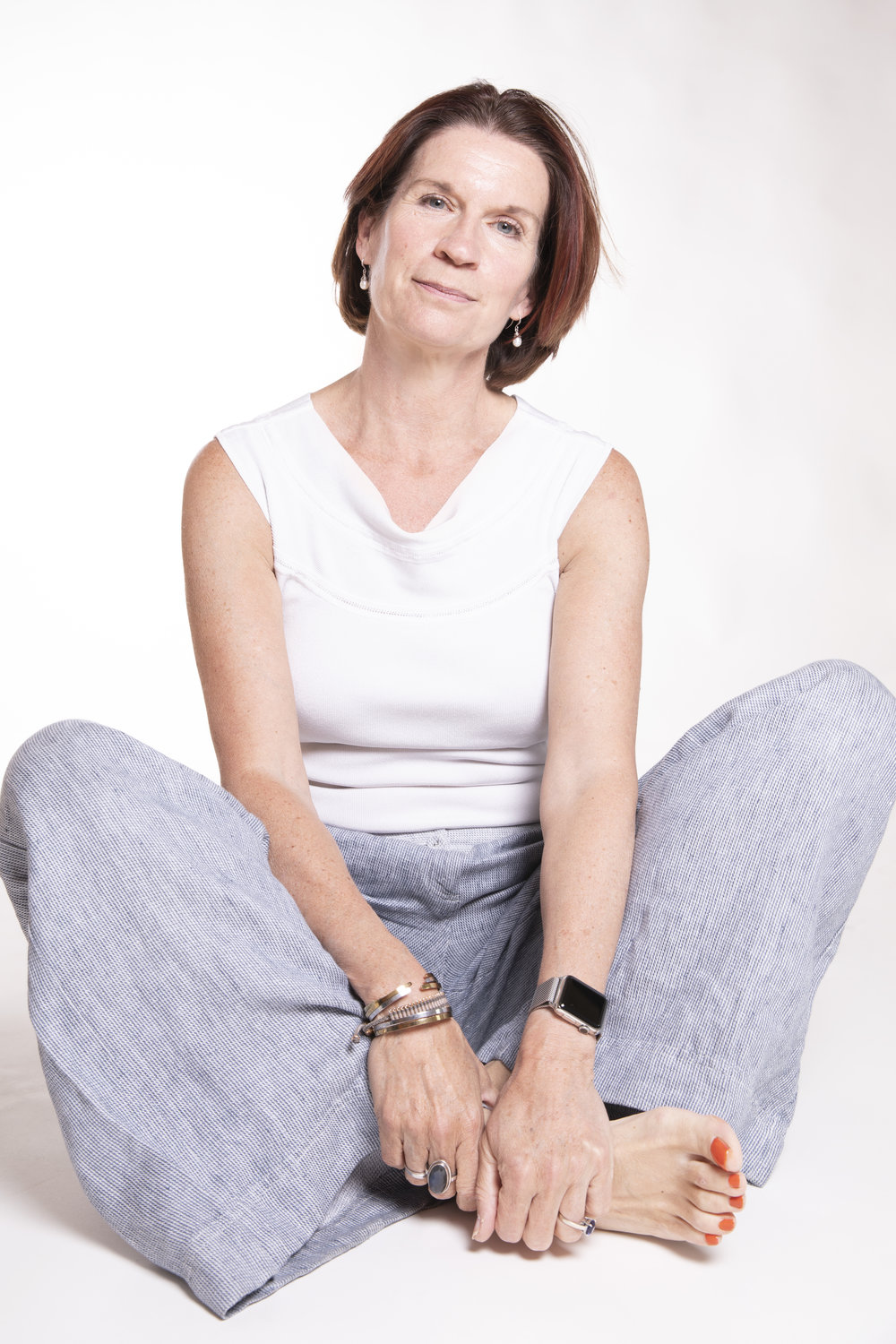 Julie Wells, Founder of Fit Over Fifty Women