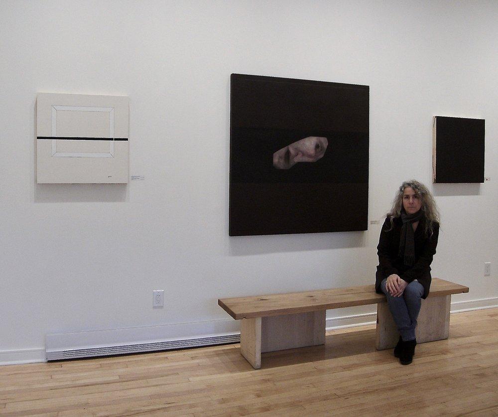 Anne-Marie Giroux @ Galerie ERGA / octobre 2018, Montréal