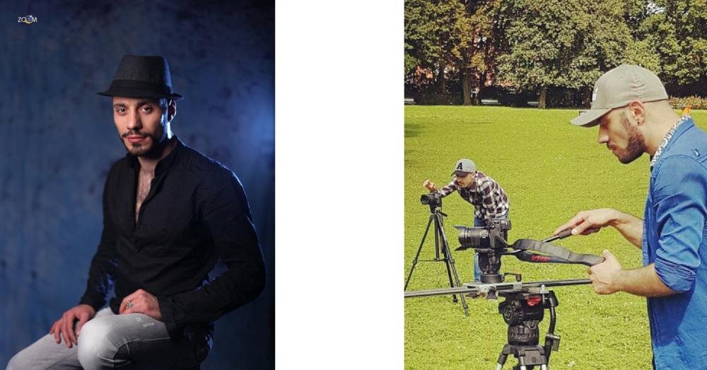 Regisseur Arturo Sayan im Interview über das Filmen und seinen gesunden Lifestyle