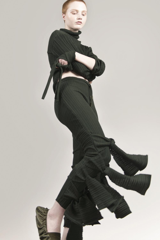 Photographer: Oda Eide  Model: Vilde Valerie  MUA: Mona Leanne