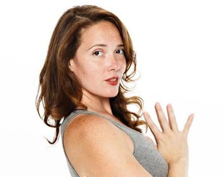 Brandi Ryans, Resident Massage Therapist mixes signature essential oil blends