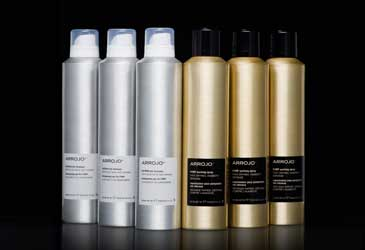 ARROJO - If you prefer products free from sulfates, paraffin, and other potential irritants, discover a modern product line from famed hair brand, Arrojo NYC.