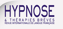 - Revue Hypnose & Thérapie Breves