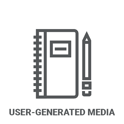 User Generated Media Content