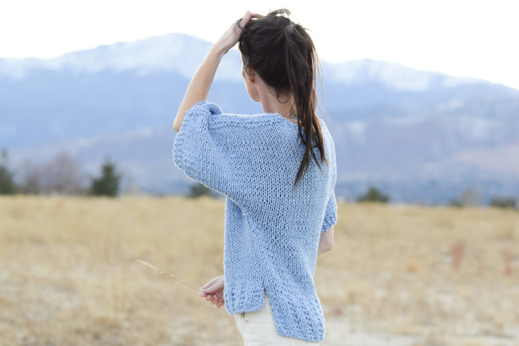 Easy Summer Tees To Knit And Wear Now Drama Llama Knits