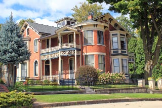 Historic Homes -