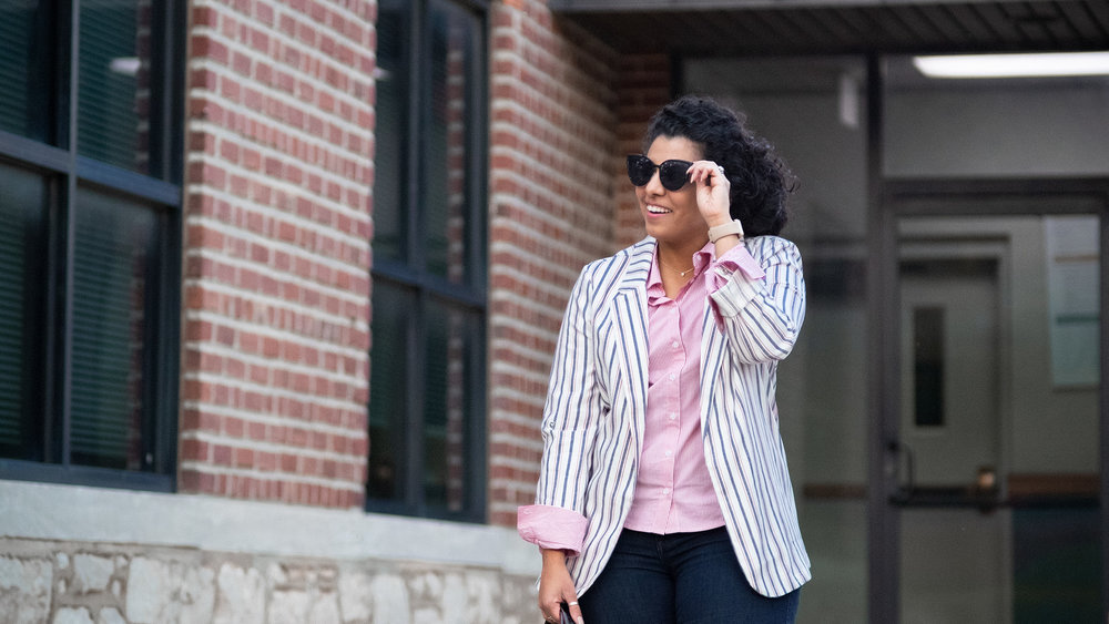 Featured Article - How to take a blazer from work to play
