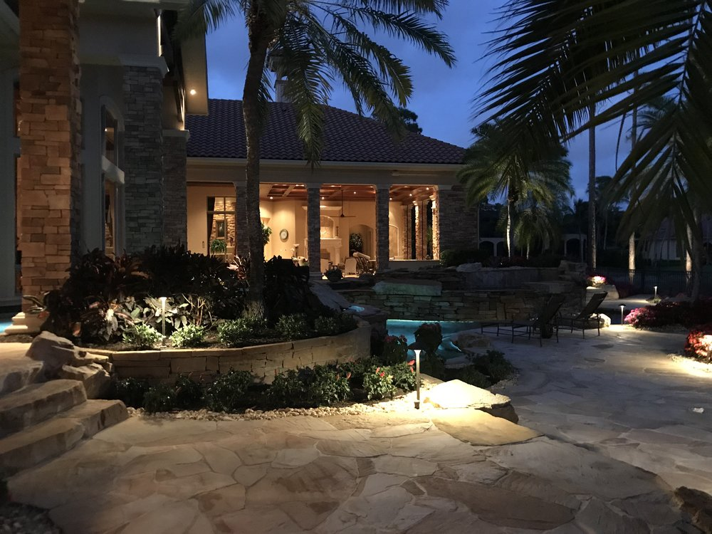 QUALITY LED LOW VOLTAGE LANDSCAPE LIGHTING SYSTEMS FOR HOME AND BUSINESS   Get On With It!