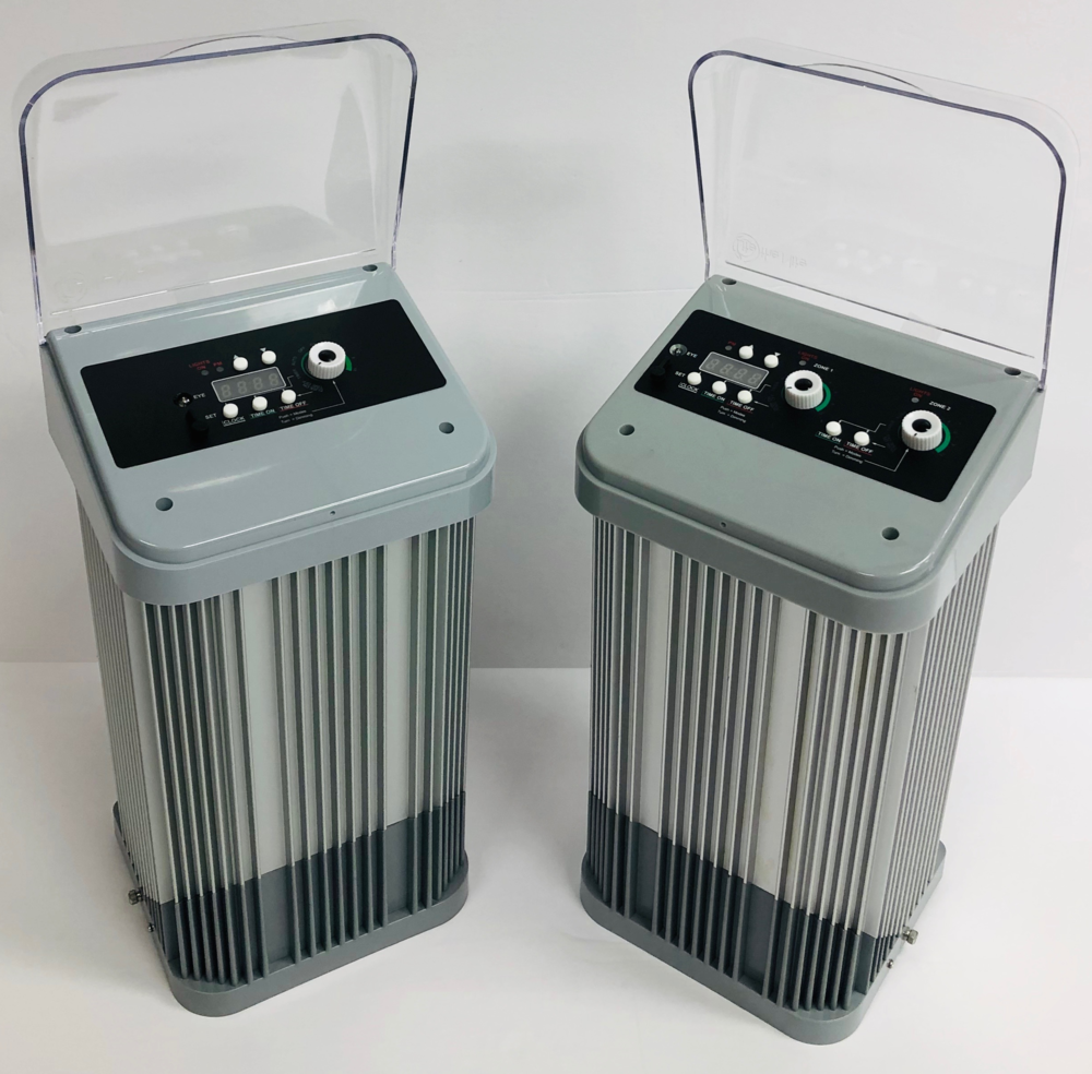 LTN1150 -  150W SINGLE ZONE   LTN1300 -  300W DUAL ZONE