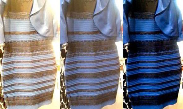 It will Shock some of you To Learn all three versions look 100% Gold & White to Me ¯_(ツ)_/¯