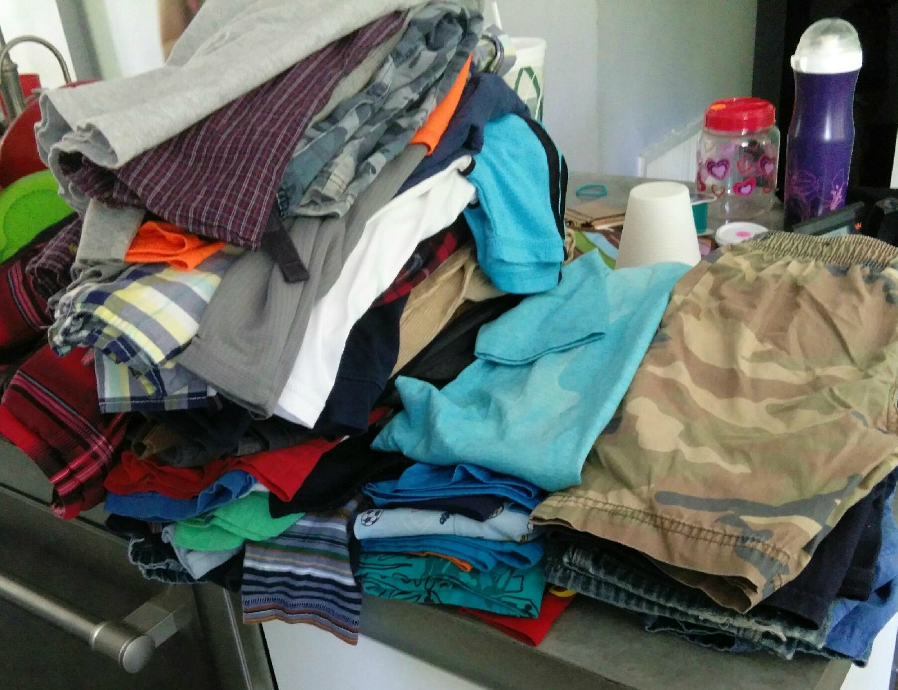 Garage Sale clothes for toddler