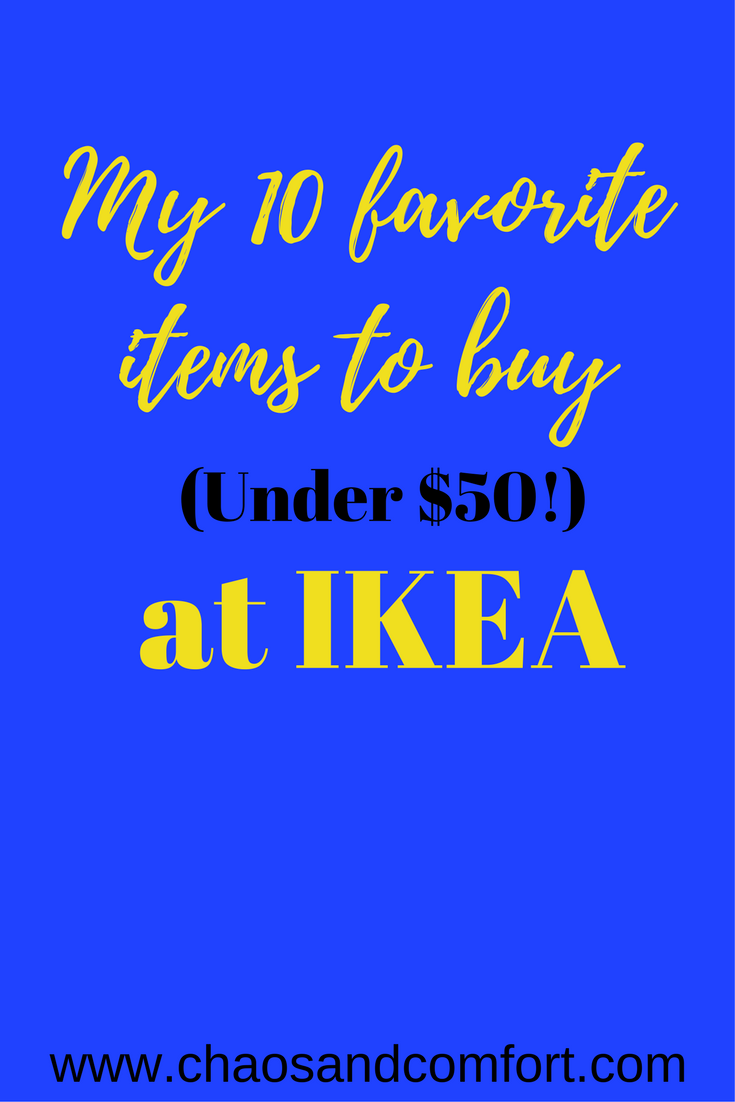 10 things to buy at IKEA