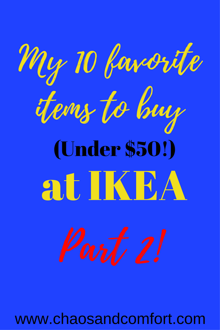 What to buy at IKEA