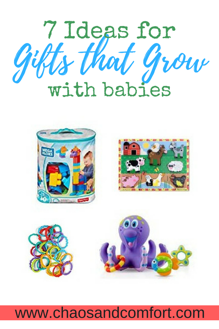 gifts that grow with baby