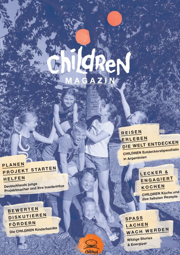 Das CHILDREN Magazin. Von und für engagierte Projektmacher*innen. (2015)