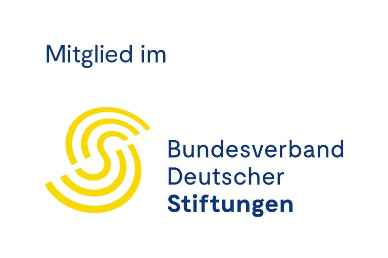 Logo von Mitgliedern im Bundesverband Deutscher Stiftungen. Children for a better World ist Mitglied im Bundesverband Deutscher Stiftungen.